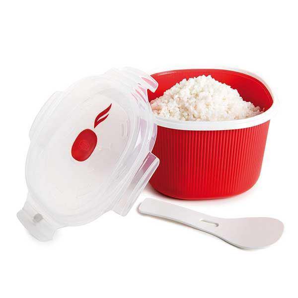 תמונה של סיר אורז לבישול מהיר במיקרו גדול במיוחד