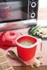 תמונה של ספל לחימום מרק במיקרו