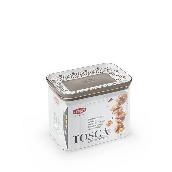 תמונה של קופסת אחסון 1.2  ליטר Tosaca