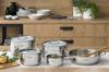 תמונה של סיר פסטה 5.6 ליטר נירוסטה