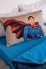 מצעי פלנל לילדים סופרמן