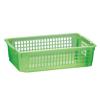 סלסלת פלסטיק ירוקה