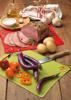 סט 2 קרשי חיתוך גמישים (גמישונים) בצבעים שונים לזיהוי סוג המזון