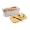 ארגז לחם עם מכסה עץ TESCOMA